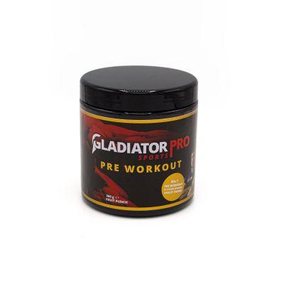 gladiator sports pre workout