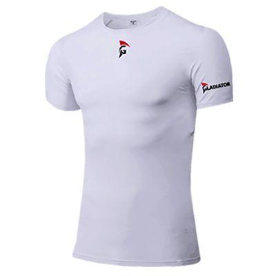 gladiator sports thermoshirt heren wit