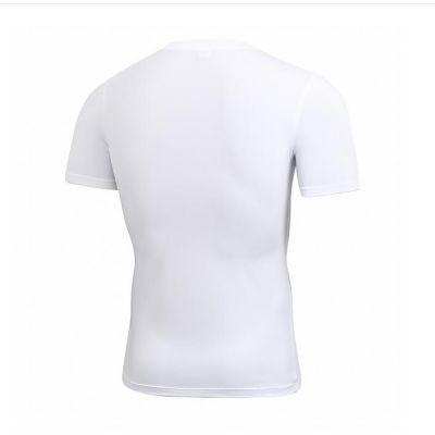 gladiator sports thermoshirt heren wit van achteren gefotografeerd