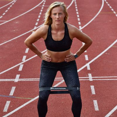 gladiator sports weerstandsbanden vrouw