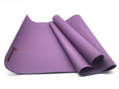 gladiator sports yoga mat paars kopen