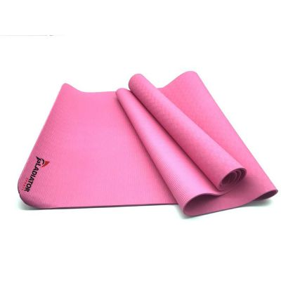 gladiator sports yoga mat roze