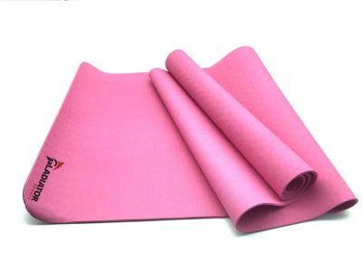 gladiator sports yoga mat roze kopen