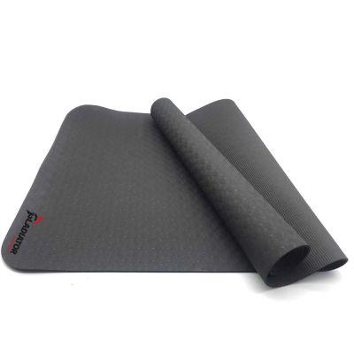 gladiator sports yoga mat zwart
