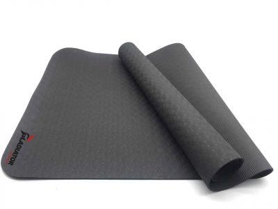 gladiator sports yoga mat zwart kopen