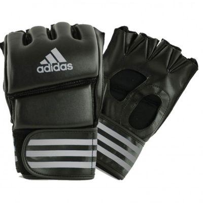 Adidas Traditional Grappling Handschoenen zwart/silver