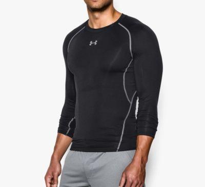 Under Armour Heatgear Shirt zwart