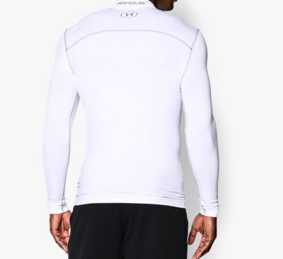 Herenmock Under Armour ColdGear Compressie Shirt heren