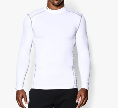 Under Armour ColdGear Compressieshirt