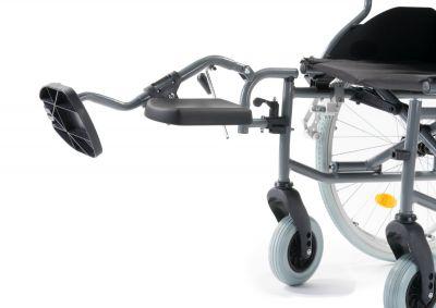 Multimotion rolstoel M6 beensteun