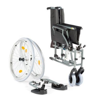 MultiMotion rolstoel M6 ingeklapt