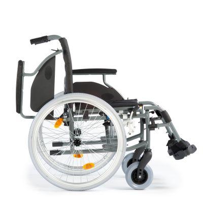 Multimotion rolstoel M6 zijkant