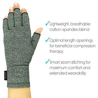 medidu artrose reuma handschoenen met antisliplaag productinformatie