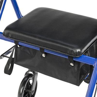medidu premium lichtgewicht rollator zitting