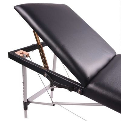 medidu massage tafel aluminium frame inklapbaar