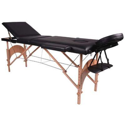 medidu massage tafel houten frame inklapbaar kopen