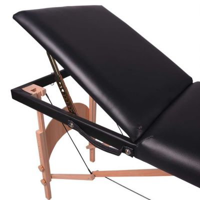 medidu massage tafel houten frame inklapbaar