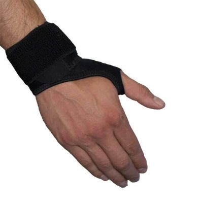 medidu polsbrace polsbandage in zwart