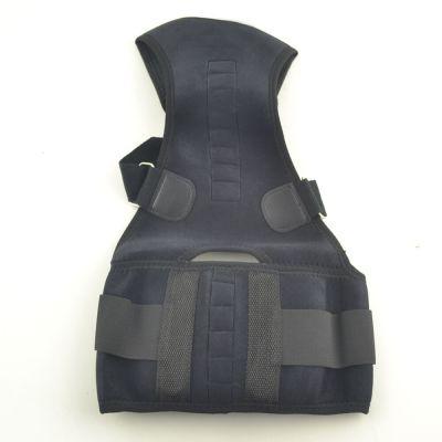 medidu premium houding corrector posture corrector ventilerend ongedragen en opgevouwen