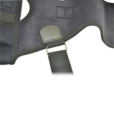 medidu premium houding corrector posture corrector ventilerend gesp gefotografeerd
