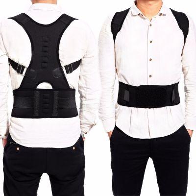 medidu premium houding corrector posture corrector ventilerend gedragen over overhemd