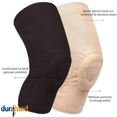 medidu premium kniebrace met baleinen lichtgewicht productinformatie