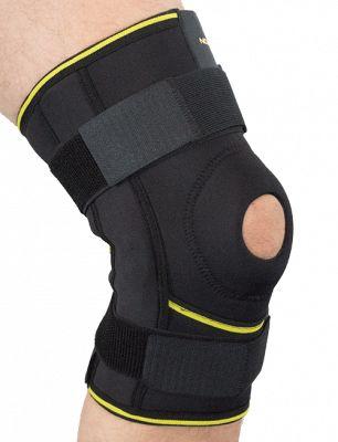 Novamed kniebrace met scharnieren lichtgewicht