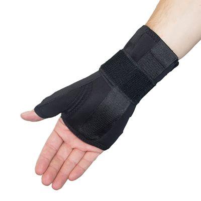 novamed duimbrace polsspalk binnenkant van rechterhand