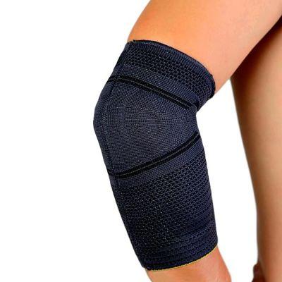 novamed elleboogbrace premium comfort voorkant