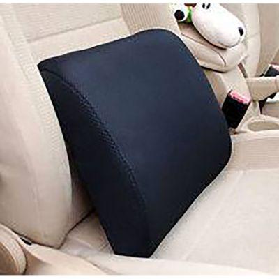 novamed orthopedisch rugkussen in autostoel