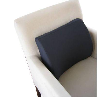 novamed orthopedisch rugkussen in loungestoel