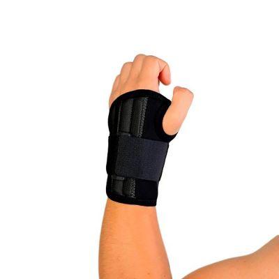 novamed polsbrace sport werk brace om linkerhand