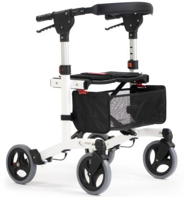 MultiMotion Rollator Trollimaster RA60 Wit