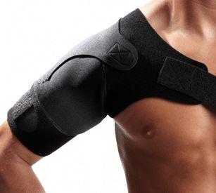 Gladiator sports premium lichtgewicht schouderbrace kopen