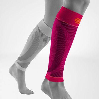 Bauerfeind compressie sleeves roze