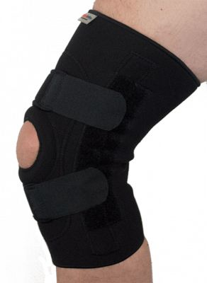 Super Ortho Patellabrace / knieschijf brace zijkant