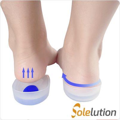 Solelution heelcups