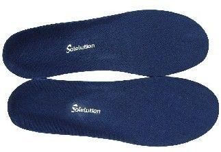 Solelution Doorgezakte voet zolen (Per paar)