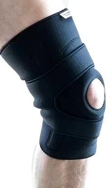 Super Ortho Patellabrace / knieschijf brace zwart