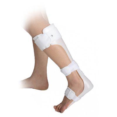 super ortho peroneusveer gedragen om linkerbeen