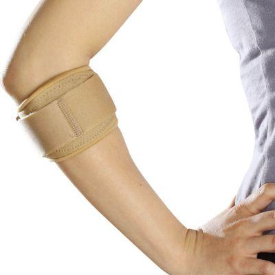 super ortho tennisarm tenniselleboog golfarm bandage beige
