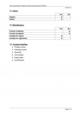 testrapport royoil cbd