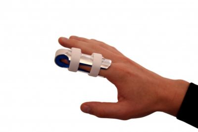 Mallet finger vinger spalk