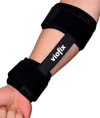 Viofix bowling - elleboogbrace - polsbrace