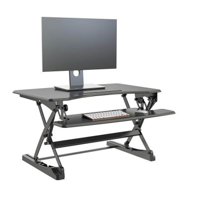 ergonomisch in hoogte verstelbaar zit sta bureau